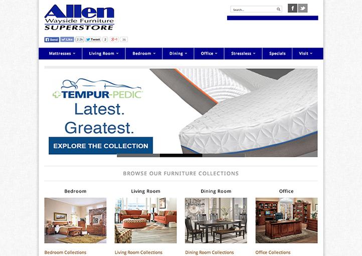 Allen Wayside Furniture Nh