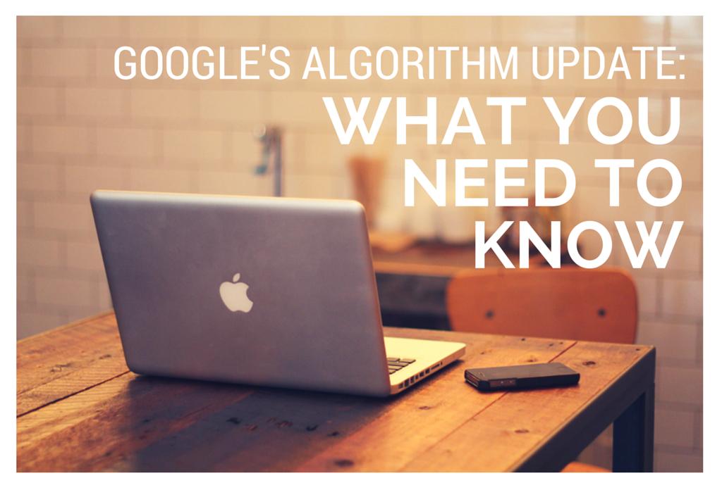 Google's Algorithm Update